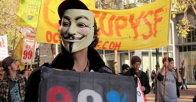 What the Occupy Wall Street Crackdown Can Teach Us About NSA Spying